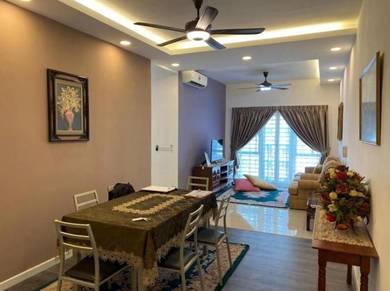 [Freehold Furnished Condo] Nice House with Lifestyle Living UKM Bangi