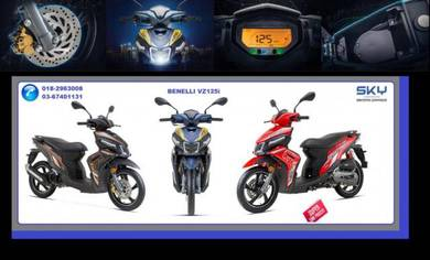 Benelli VZ125i Promo Kaw-Kaw Full Loan ApplyOnline