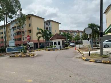 Apartment Sri putra kulai bandar putra flat putri temmenggong hospital