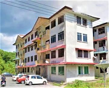 Corner Unit 3rd Floor Apartment Matang Suria Jaya Jalan Matang Batu 6