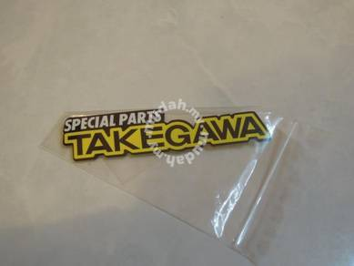 Takegawa Sticker