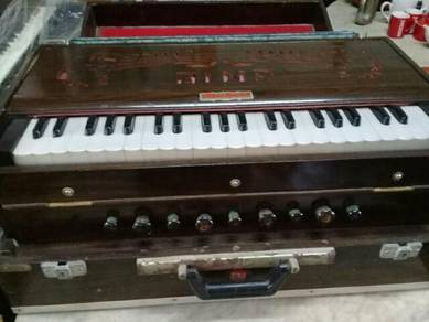 119 Antik ramian ghazal not piano organ keyboard