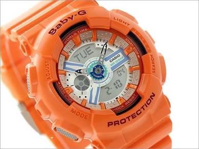 Watch - Casio BABY G BA110SN-4 - ORIGINAL
