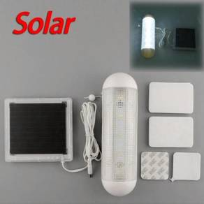 SIGNI Solar Powered Panel Garden Wall Light Lamp
