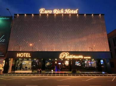 3 Storey Budget Hotel Nusa Bestari Skudai JB