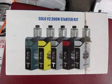 Mod vape solo v2 starter kit