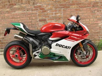 2018 Ducati 1299 Panigale R