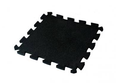 GYM/HOME Rubber tile interlocking (archean )