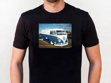 Baju T-Shirt VOLKSWAGEN COMBI NSQ43 siap poslaju