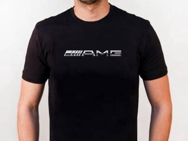 Baju T-Shirt MERCEDES AMG NSQ48 siap poslaju
