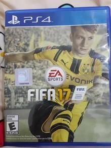 Cd fifa 2017 ps4 keluaran EA Sport