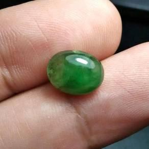 Batu Zamrud Zambia Asli | Emerald E29