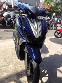 New Yamaha Ego Avantiz 125