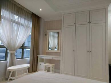 Neo Damansara, Damansara Perdana, Fully Studio, Built in Wardrobe