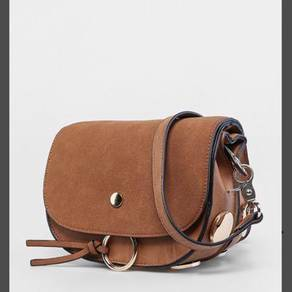 Mel&molly; ruby sling bag