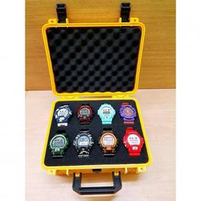 Antishock watch box / kotak jam 10