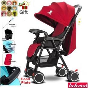 Lightest Premium Baby Stroller 4KGS Strong & Light