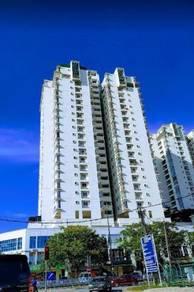 20% Below Market Value: Tenanted 22nd Flr Ampang Putra Residency