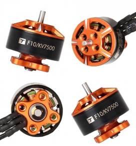 T-motor F10 1104 7500KV 2-3S Brushless Motor for 9