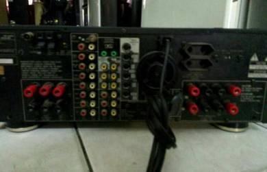 Amplifier Kenwood