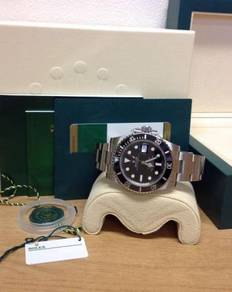 Rolex Submariner Date 116610LN Black