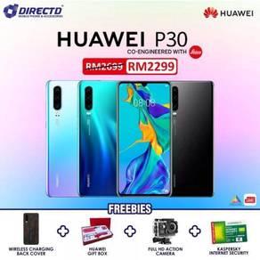HUAWEI P30 (8GB RAM)MYset + 4 HADIAH + PROMOSI
