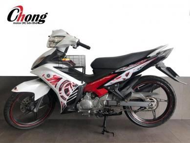 Yamaha 135lc v3