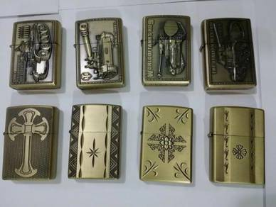 Zippo lighter all in 9