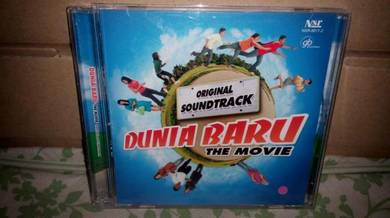 CD Dunia Baru The Movie Soundtrack