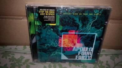CD ApolloFourFourty-Gettin' High On Your OwnSupply