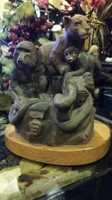 Limited edition J.H Boone sculpture numbered SLG