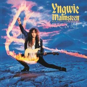 Yngwie Malmsteen Fire & Ice 180g Import 2LP