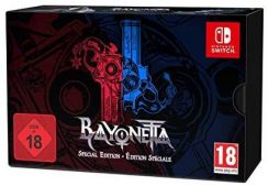 Nintendo Switch Bayonetta 2 Special Edition