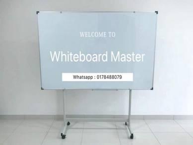 Magnatic whiteboard 4x4 size white board