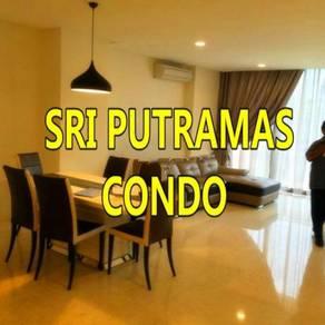 Sri Putramas Condo [ T ] fully + eco sky + mont kiara + plaza damas