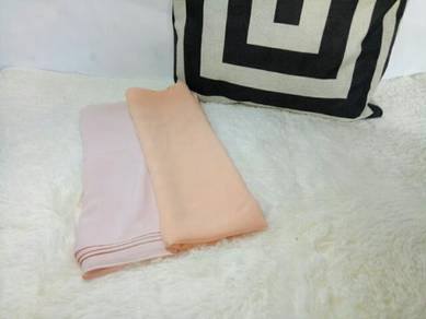 2 Pastel Shawl (ready Stock)
