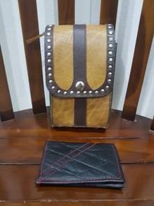 Bag 100% kulit