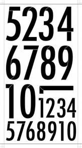 Cetak nama dan nombor jersi ipoh (001numb)