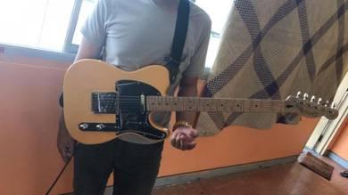 Gitar elecktrik fender