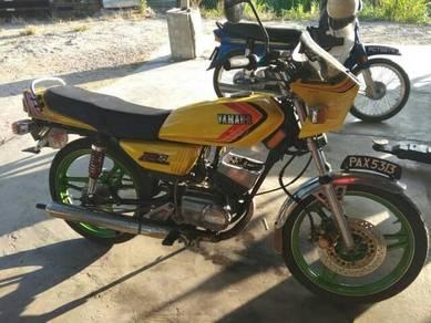 Yamaha rxs 115 tiptop