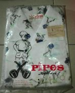 Vintage pipes shirt
