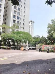 Luxury penthouse, sri langit condominium, taman seputeh