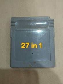 Gameboy Cartridge Game Tape