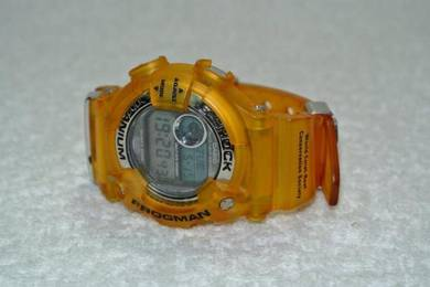 CASIO G-SHOCK FROGMAN DW-9900WC W.C.C.S model from