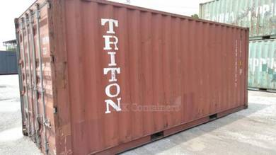 Good Condition Used Container 20