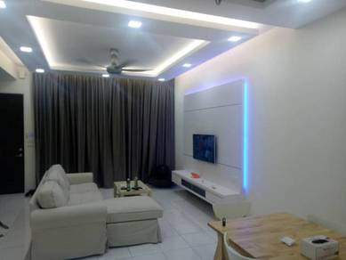 Fully Renovated Double Storey Terrace House at Taman Nusa Bayu Unblock