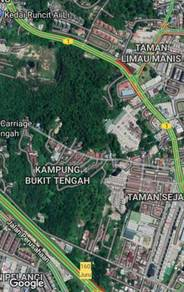 Bukit Tengah Mixed Development Land Freehold 1st Grade
