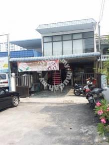 Double storey shop house near by jalan raja uda