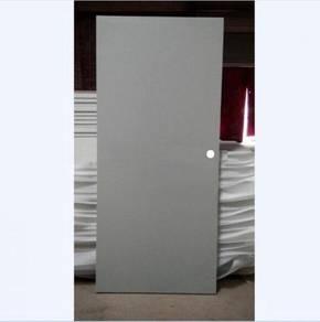 Solid plywood door