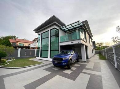 Modern Design 2 Sty Bungalow House, Desa 7 Bandar Country Homes Rawang